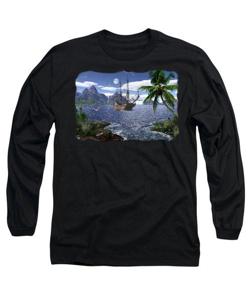 New Worlds Long Sleeve T-Shirt