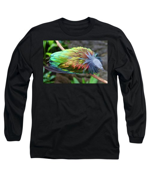 Nicobar Pigeon Long Sleeve T-Shirt