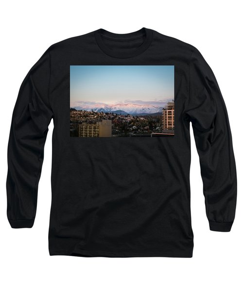 Northshore Winterscape Long Sleeve T-Shirt