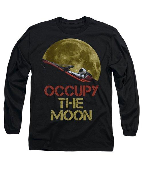 Occupy The Moon Long Sleeve T-Shirt