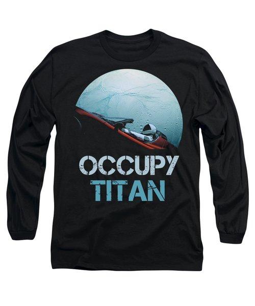 Occupy Titan Long Sleeve T-Shirt