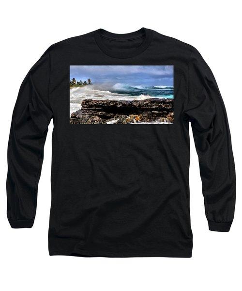 Ocean Spray Long Sleeve T-Shirt