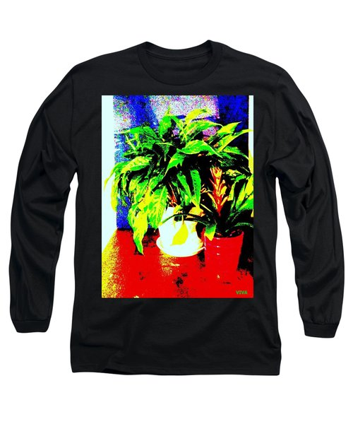 Office Garden Long Sleeve T-Shirt