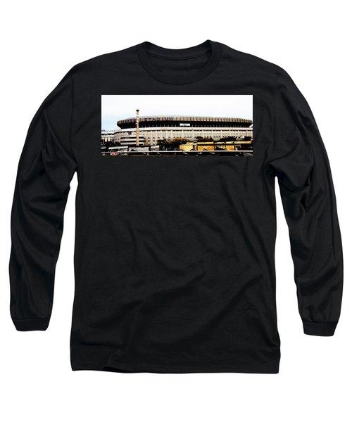 Old Yankee Stadium Long Sleeve T-Shirt