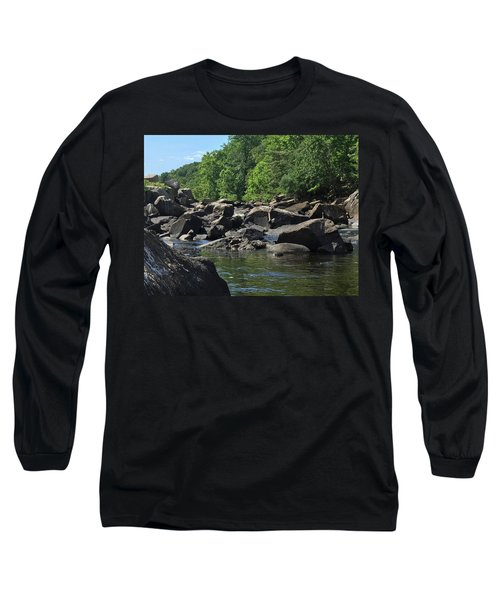 On The Occoquan Long Sleeve T-Shirt