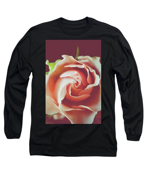 Painted Long Sleeve T-Shirt
