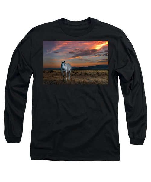 Pale Horse Long Sleeve T-Shirt