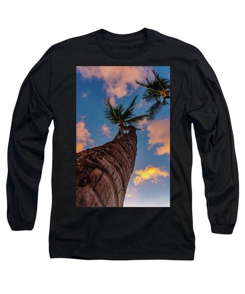 Palm Upward Long Sleeve T-Shirt