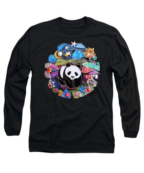 Panda Bear 1 Long Sleeve T-Shirt