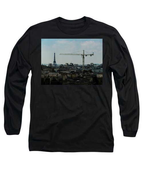 Paris Towers Long Sleeve T-Shirt