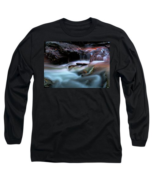 Passion Of Water Long Sleeve T-Shirt