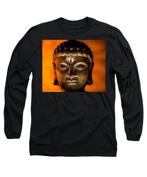 Path To Enlightenment Long Sleeve T-Shirt