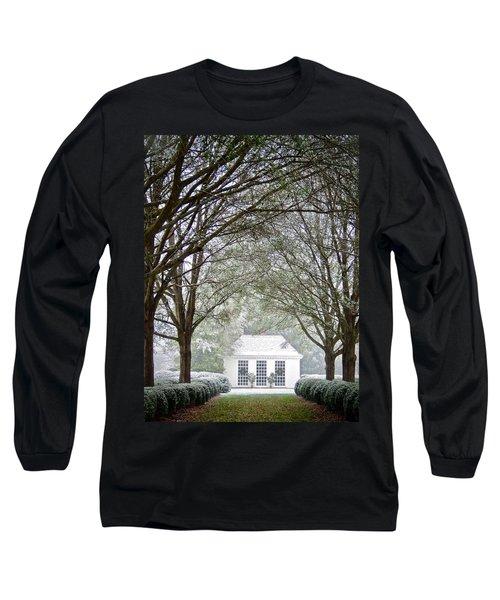 Peaceful Holiday Long Sleeve T-Shirt