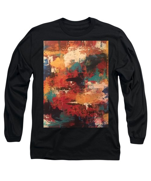 Playing With Color Long Sleeve T-Shirt