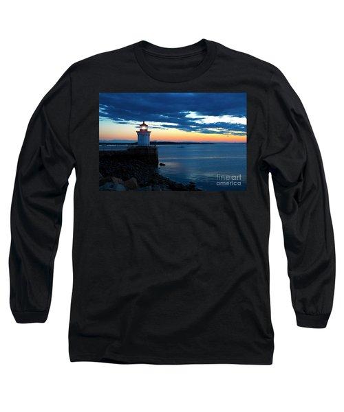 Portland Breakwater Light Long Sleeve T-Shirt