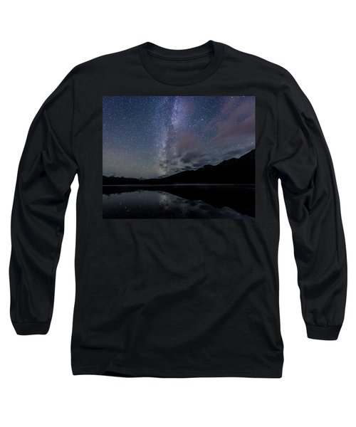 Power Of The Pyramid Long Sleeve T-Shirt