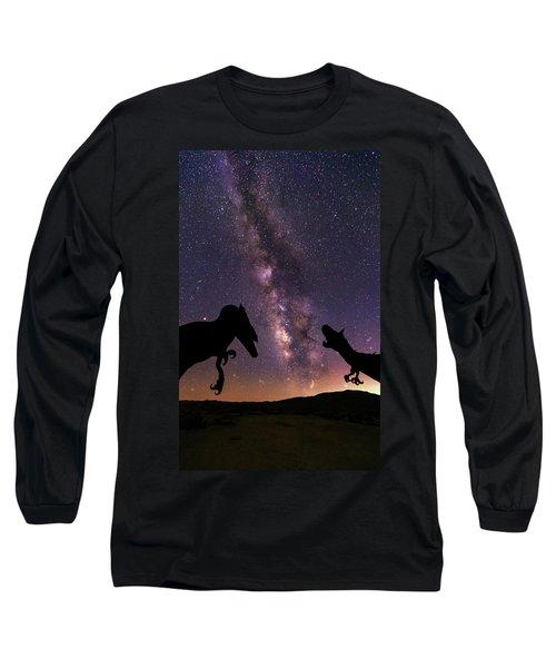 Pre Historic Long Sleeve T-Shirt