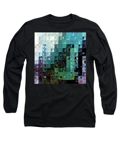 Psalm 3 3. A Shield For Me Long Sleeve T-Shirt