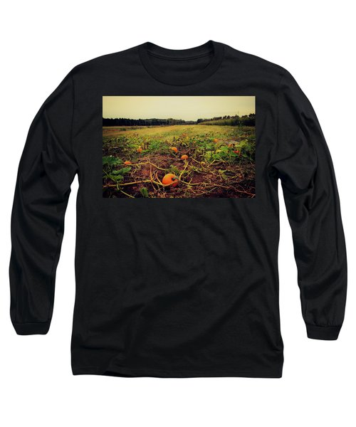 Pumpkin Picking Long Sleeve T-Shirt