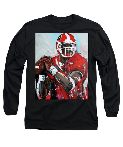 Quarterback Long Sleeve T-Shirt