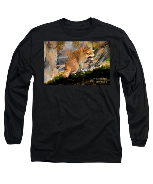 Raccoon 609 Long Sleeve T-Shirt