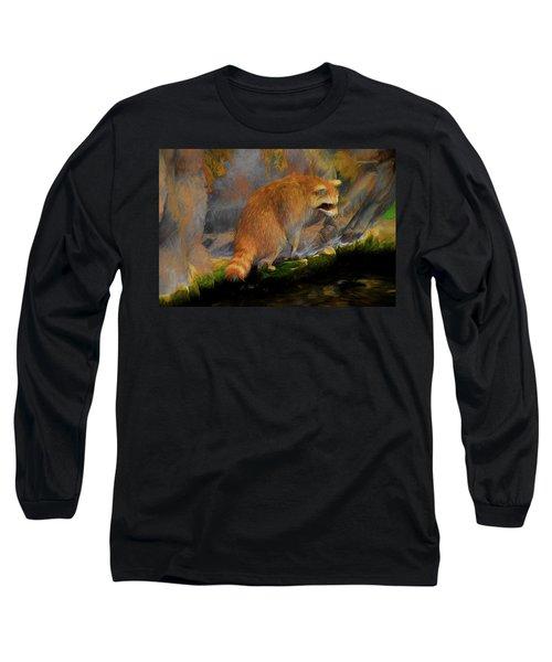 Raccoon 81419 Long Sleeve T-Shirt