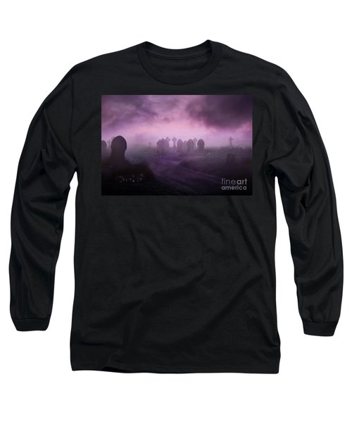 Rave In The Grave Long Sleeve T-Shirt