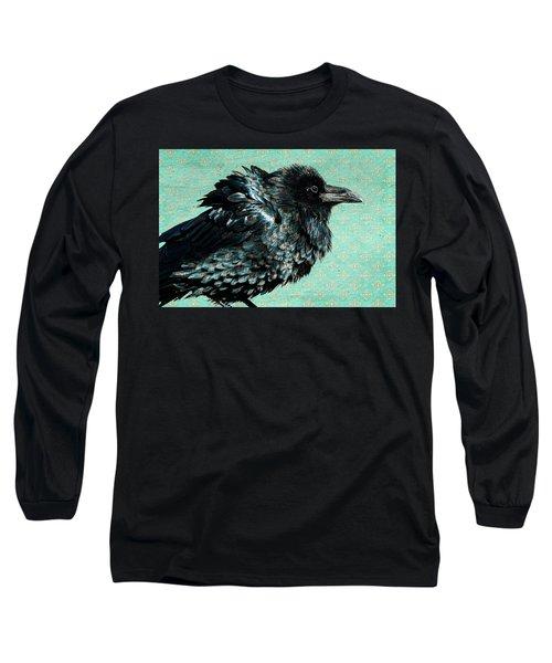 Raven Maven Long Sleeve T-Shirt