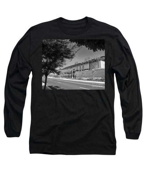 Regions Field Home Of The Barons Long Sleeve T-Shirt