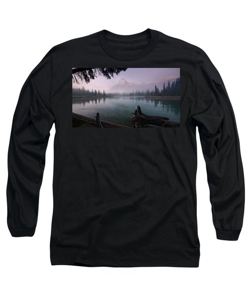 Rising From The Fog Long Sleeve T-Shirt