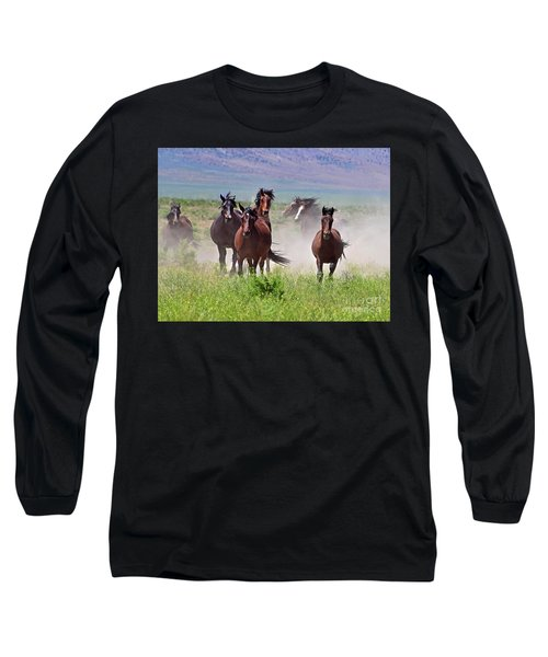 Running Together Long Sleeve T-Shirt