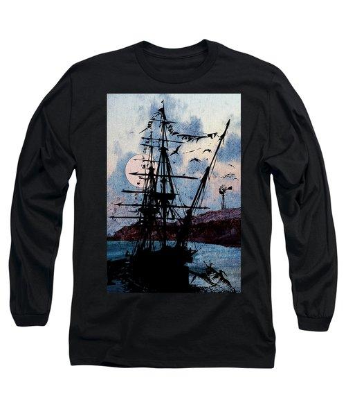 Seafarer Long Sleeve T-Shirt