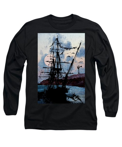 Seafarer Long Sleeve T-Shirt