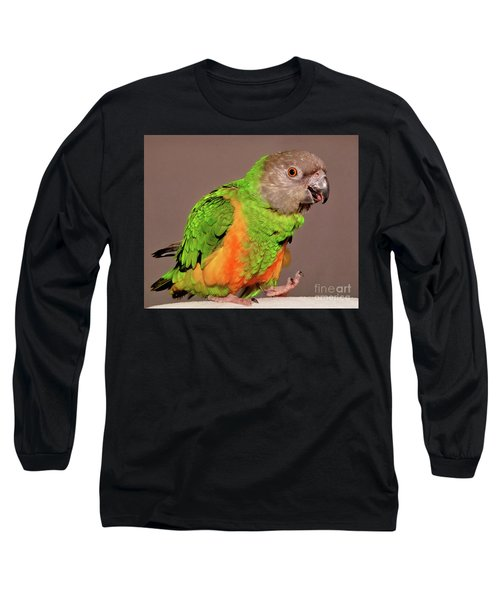 Senegal Parrot Long Sleeve T-Shirt