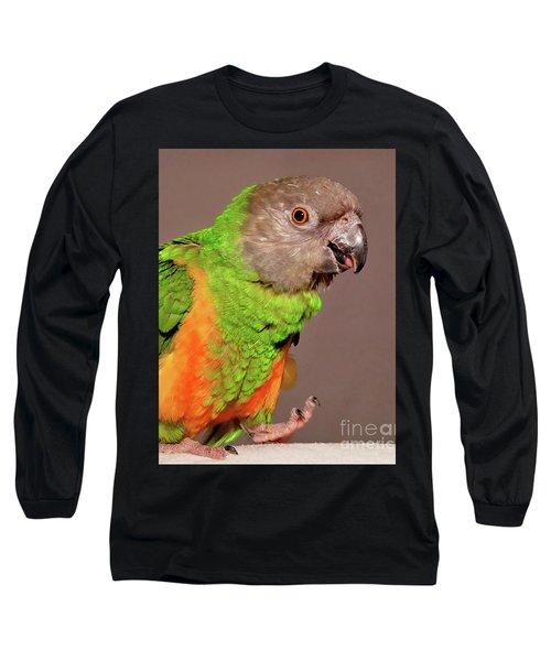 Senegal Parrot Long Sleeve T-Shirt