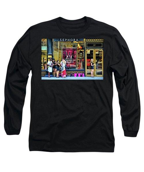 Sephora Long Sleeve T-Shirt