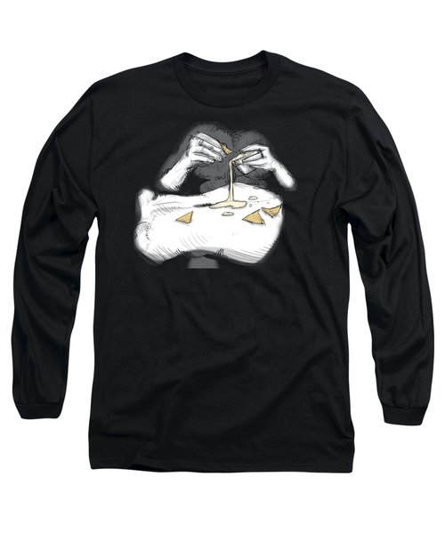 Sexy Queso Long Sleeve T-Shirt