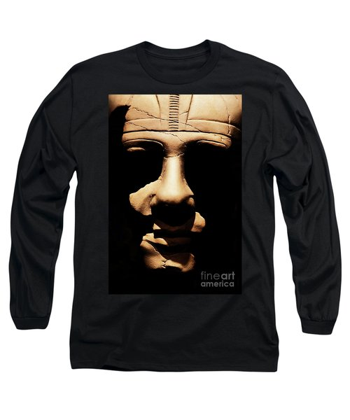 Shadows Of Ancient Egypt Long Sleeve T-Shirt