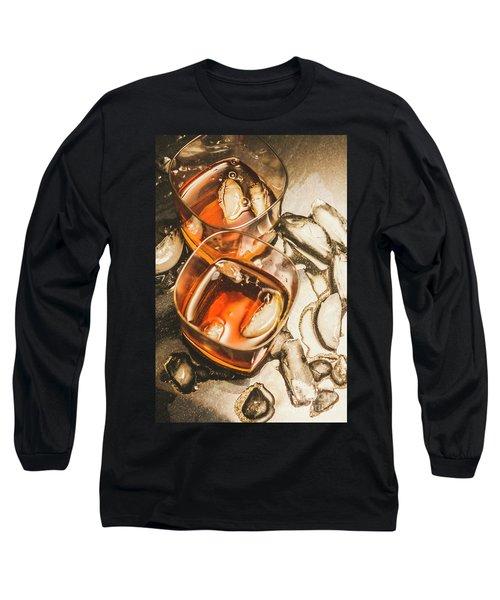 Shaken Not Stirred Long Sleeve T-Shirt