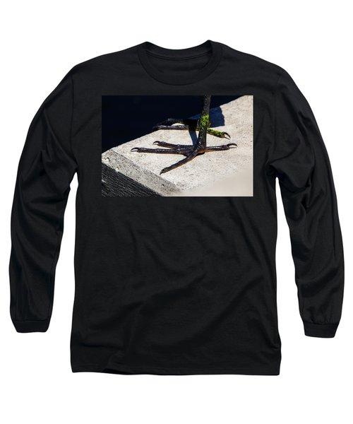 Sharp Perspective  Long Sleeve T-Shirt