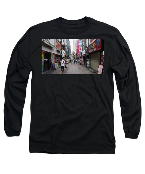 Shinjuku Long Sleeve T-Shirt
