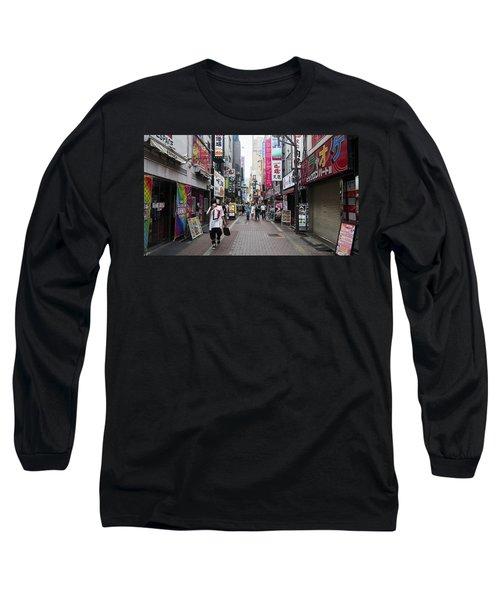 Shinjuku Long Sleeve T-Shirt