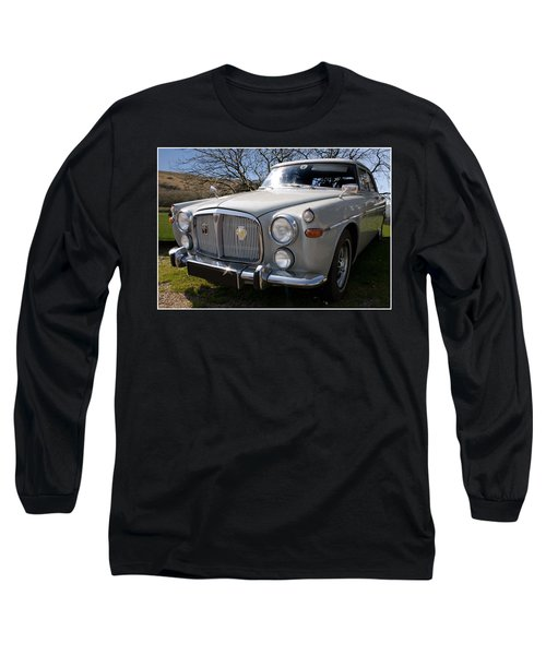 Silver Rover P5b 3.5 Ltr Long Sleeve T-Shirt