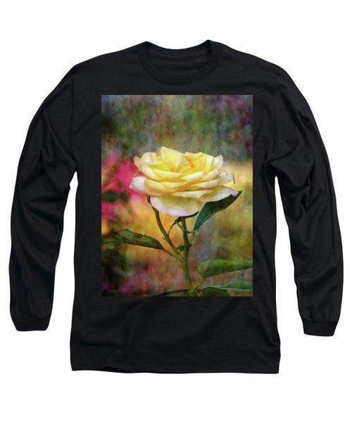 Slight Yellow 5570 Idp_2 Long Sleeve T-Shirt