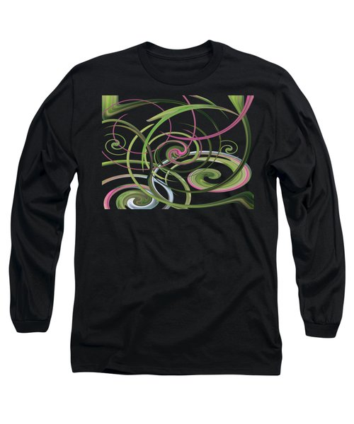 Softly Pastel Long Sleeve T-Shirt