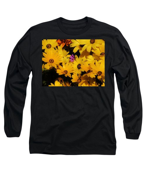 Spring In The Neighborhood Long Sleeve T-Shirt