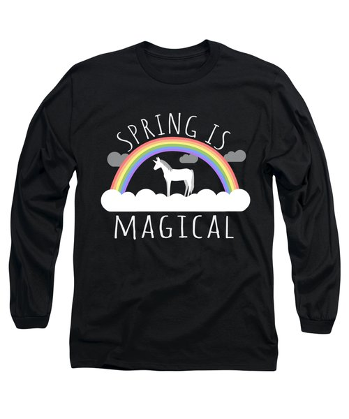 Spring Is Magical Long Sleeve T-Shirt