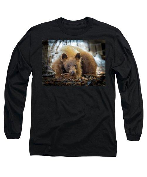 Spring Slumber  Long Sleeve T-Shirt