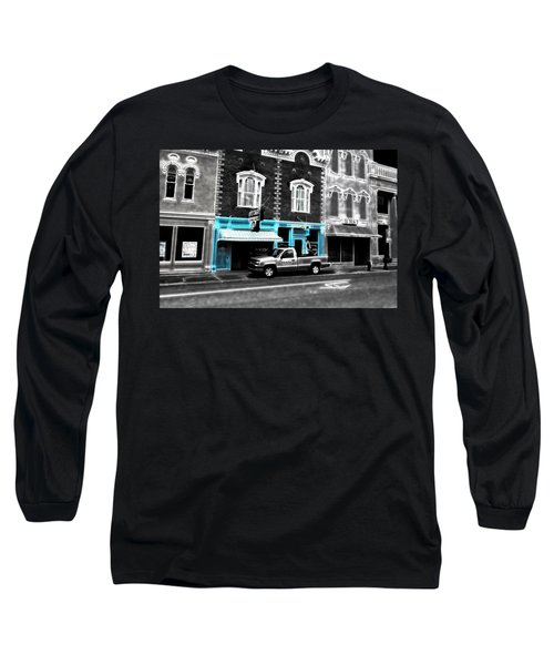 Stand Out Long Sleeve T-Shirt