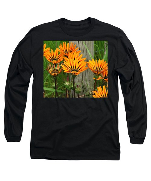 Standing To Attention  Long Sleeve T-Shirt